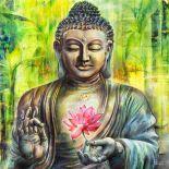 A Buddha In Peace